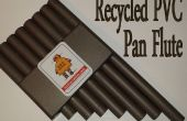PVC Pan fluit