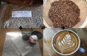 Hoe maak je een koffie-brander