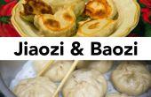 Bapao (Chinees gevuld gestoomde broodjes) en Jiaozi (Chinese Dumplings) maken