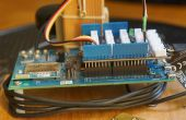 Intel Edison als snelle I/O server: digitale en analoge i/o-via wifiverbinding met PC client