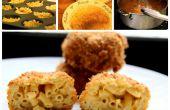 Deep Fried Mac & kaas