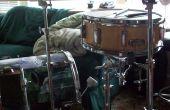 Vloer tom naar Kick drum conversie op een krap budget. + bijgewerkte +