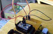 De Raspberry Pi - Arduino verbinding
