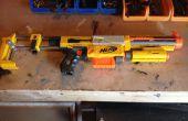 Aangepaste Recon CS-6 NERF Gun Blaster