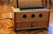 Bouwen van een programmeerbare mechanische muziekdoos