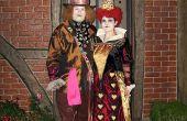 De rode koningin en de mad hatter