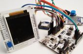 Arduino GPS kaart navigatiesysteem