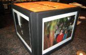 DIY Foto Frame Cardbox