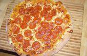 Snelle en vuile- maar nog steeds lekker - Pizza