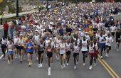 Hoe een Marathon te lopen voor Beginners