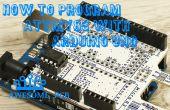 Hoe te programmeren ATtiny85 met Arduino UNO