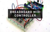 Bedrading van een MIDI-controller