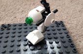 Lego Rocket torentje van Portal 2