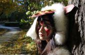 Princess Mononoke kostuum