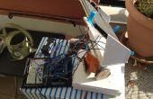 Solar tracker met arduino uit elke dag materialen