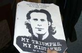 Mijn triomfen, mijn fouten - door Gaius Baltar (aka - Maak een eenvoudige notitie boek)