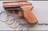 Houten Rubber Band Gun