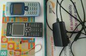Eenvoudig hoe een mobiele telefoon batterij laden via een andere mobiele telefoon