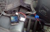 GPS auto Tracker - goedkoop en heimelijke