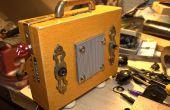 Maak uw eigen Cigar Box gitaar / Mp3 speler versterker