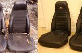 Hoe om te schakelen Junker Car Seats in mooie stoelen van het Bureau