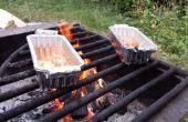 Onvoorbereid Camper van Cook Pot