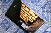 Super snelle DIY Pocket Notebook
