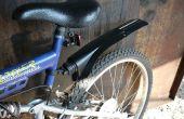 DIY 0$ fiets Fender