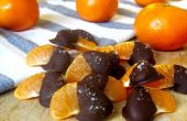 Chocolade Clementines