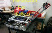 Hoe maak je een pneumatisch systeem voor Robots (F.I.R.S.T)