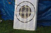 Licht gewicht draagbare boogschieten Target voor onder $25