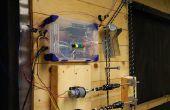 Telefoon gecontroleerd garagedeur, aangedreven door Intel Edison Blynk & Arduino