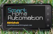 DIY Smart Home Automation met behulp van Android