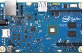 Intel Galileo projecten: Eenvoudige DIY weerstation