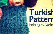 Turkse vlecht patroon