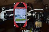 DIY: Fiets Smartphone houder