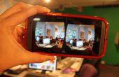 Photospheres voor Dodo geval / Google karton!