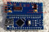 Indeling v3.0 PCB de Arduino Nano ATmega238P/CH340G