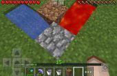 Hoe maak je een super duper gemakkelijk kasseistrook stenen generator MCPE