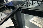 Hoogte verstelbaar (zitten / staan) Bureau Power Cord Hack