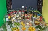 Diepe Spectrum Jamaicaanse Jerk Chicken (60 + ingrediënten)