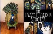 Jazzy Peacock vergadering