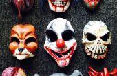 Maskers (Fibre glass)