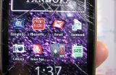 Nemen van elkaar voor Sprint (Android) telefoon van de Held HTC