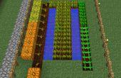 Landbouw in Minecraft
