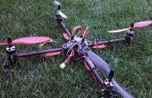 Stevige Quadcopter Build
