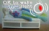 ' OK om wakker' klok voor uw peuter
