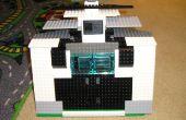 Ontwerpen van een LEGO-luidsprekersysteem voor iPod