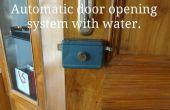 Hydraulische deur Openingssysteem