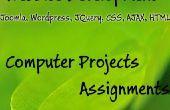 PHP studentenprojecten